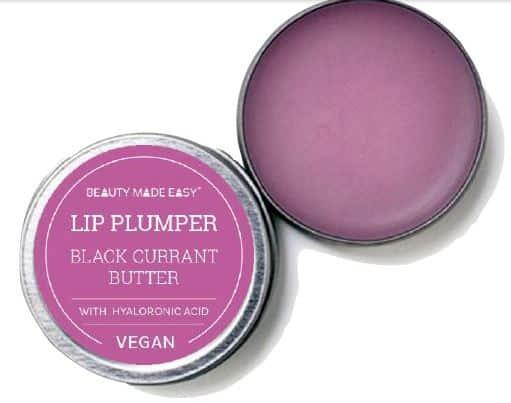 Beauty Made Easy - Vegan Lip Plumper - Black Current - Beuaty Binge