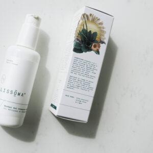 Makeup Remover + Herbal Gel Cleanser - Blissoma - Beauty Binge