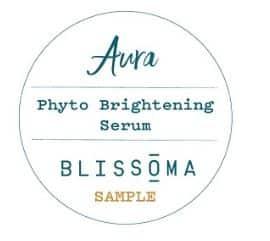 Brightening Serum - Sample Aura - Phyto - Blissoma - Beauty Binge