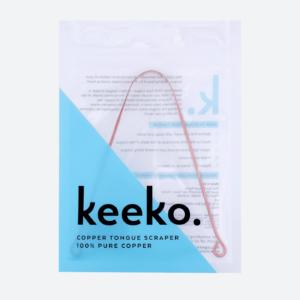 Keeko Tongue Scrapper Cleaner