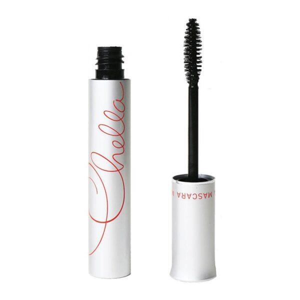 Chella - Mascara Black - Organic Make up - Beauty Binge