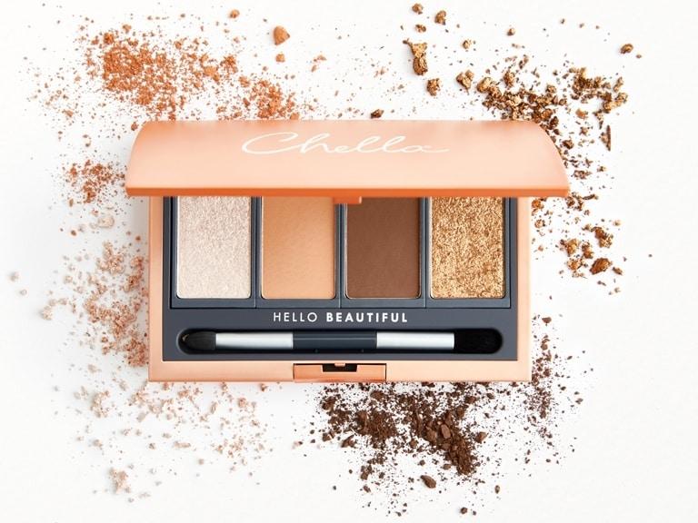 Chella - La Vie Neutral Palette - Organic Eyebrow Palette - Beauty Binge