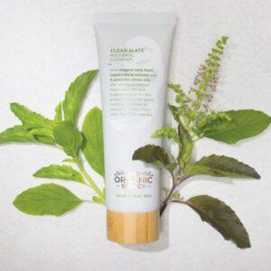 The Organic Skin Co. - Clean Slate - Face Cleanser - Beauty Binge