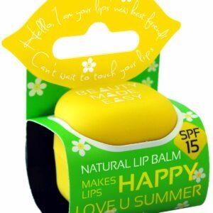 Beauty Made Easy - Lip Balm - Love U Summer - Beauty Binge