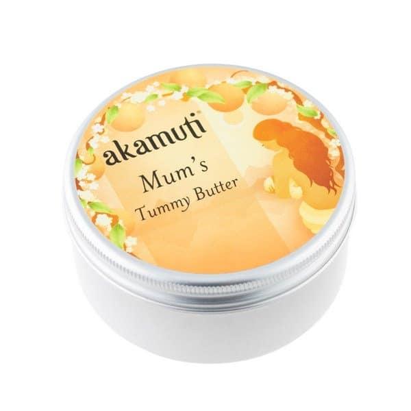 For stretch marks - Mums Tummy Butter - Akamuti - Beauty Binge soft skin