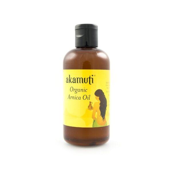 Akamuti - Arnica Oil - Natural Ingredients - Beauty Binge