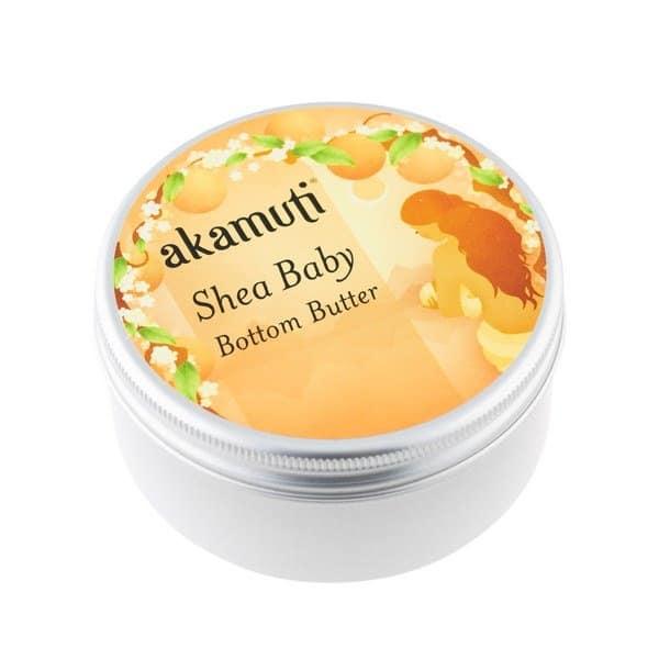 Akamuti - Shea Baby Bottom Butter - Organic - Beauty Binge