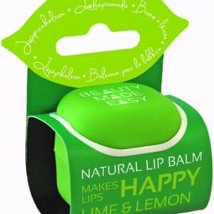 Beauty Made Easy - Lip Balm - Lime & Lemon - Beauty Binge