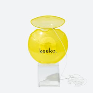 Keeko Coconut Wax Floss
