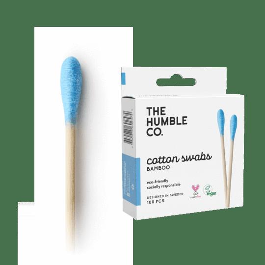 The Humble Co. - Natural Cotton Swabs - Beauty Binge