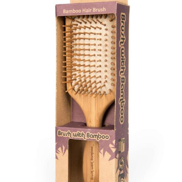 Brush with Bamboo Hair Brush