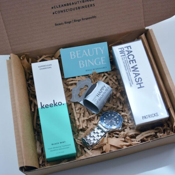 Facial Essentials - Price Based box - Gift with BB - Beauty Binge