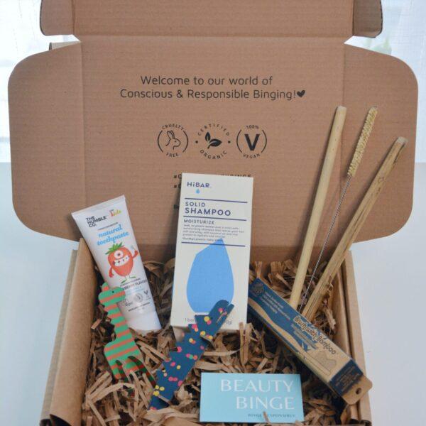 Kid's box - Kiddie's Dental Care - Gift with BB - Beauty Binge