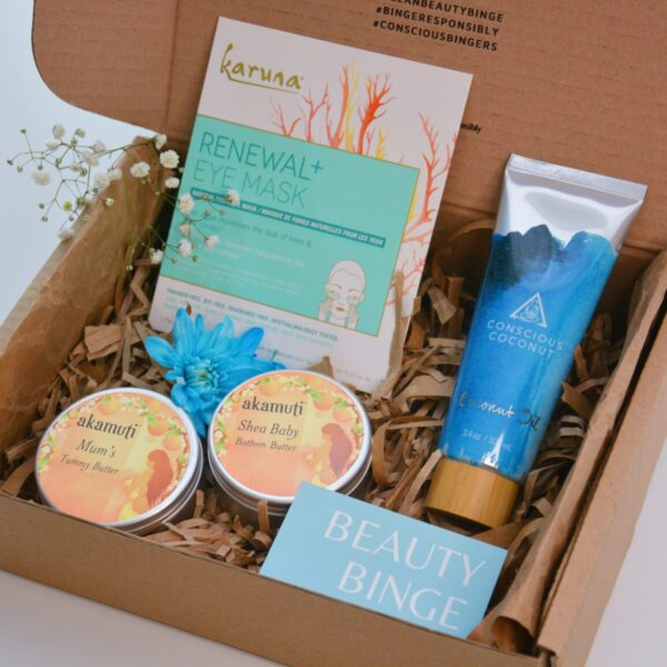 Mom and Baby Care Package - Gift with BB - Beauty Binge