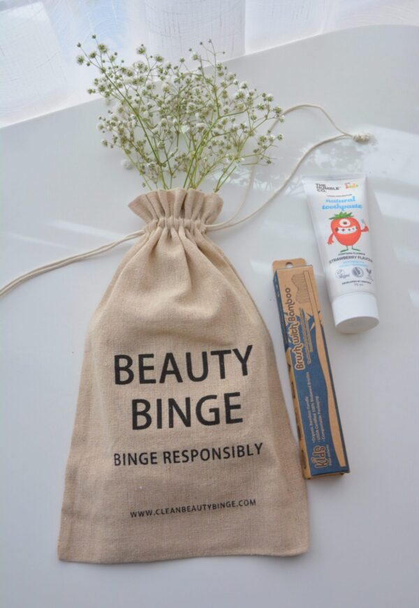 kid's dental kit - beauty binge