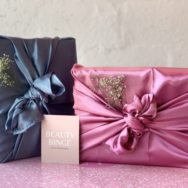 gift box - Japanese-style gift wrapping - sustainable